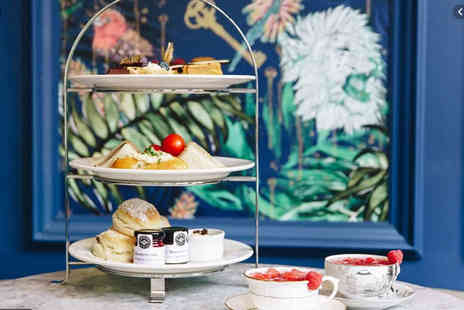 Grand Central Hotel - Traditional afternoon tea for two people - Save 50%