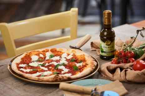 Bardolino - Canalside Pizza with Prosecco or Beer - Save 49%