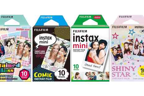 Raion - FujiFilm Instax Mini Instant Film With Free Delivery - Save 0%