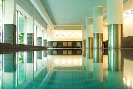 Park Plaza Cardiff - Spa treat with Two treatments, lunch & bubbly - Save 0%