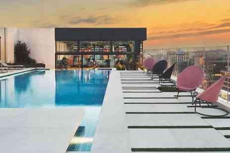 Grand Hyatt Athens - Five Star Chic Elegance on the Famous Syngrou Avenue for two - Save 0%