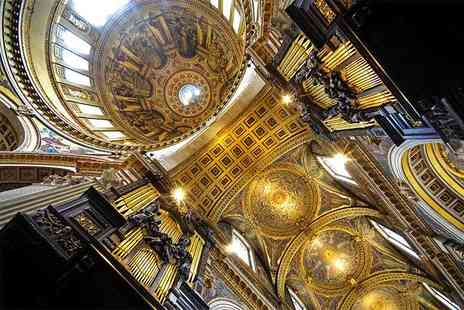 The Corporation of the Cathedral of St Paul in London - Ticket to St. Pauls Cathedral Fantastic Feats Organ Festival on Thursday 5th September - Save 20%