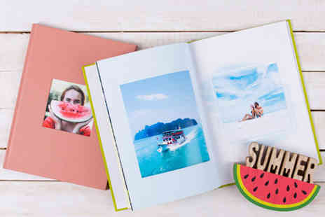 Colorland - 32 page A4 personalised exclusive photo book - Save 74%