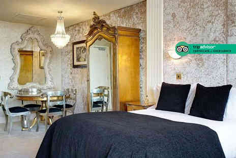 30 James Street - Overnight stay in a luxury room for two people with breakfast - Save 31%