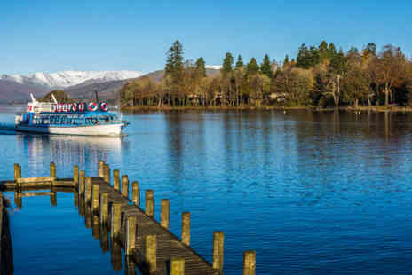 Newby Bridge Hotel - Four Star Two nights Lake District getaway with dinner on the first night, breakfast, leisure access and Windermere cruise - Save 22%
