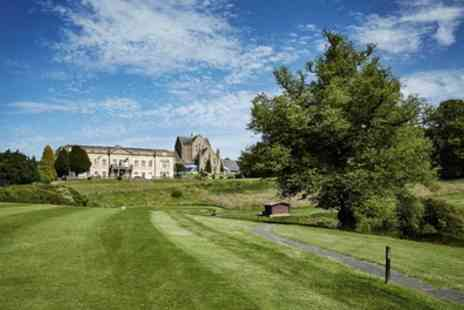 Shrigley Hall Hotel Golf Club - 18 Holes of Golf with Bacon Roll and Hot Drink for Up to Four - Save 48%