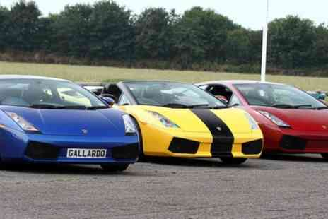 Experience Megastore - Supercar Driving Experience - Save 0%