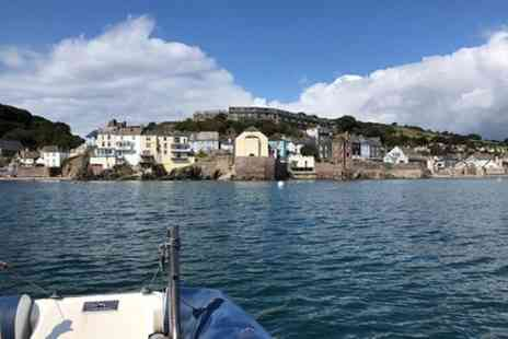 Mart Smith - RIB Ride around Plymouth Sound - Save 20%
