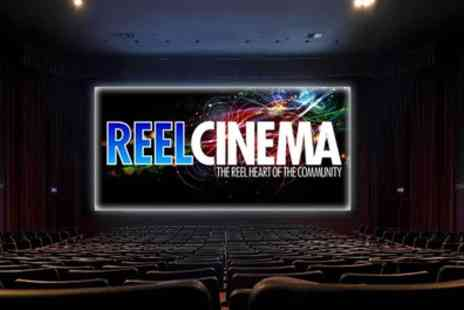 Reel Cinemas - Two 2D Cinema Tickets - Save 50%