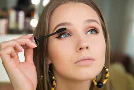 Vanessas Beauty & Nails Lounge - Lash Lift and Tint with Optional Eyebrow Wax and Tint - Save 50%