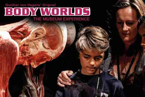 BWLON Experience - Body Worlds at the London Pavilion The Must See Top Attraction, Kids Go Free this September - Save 44%