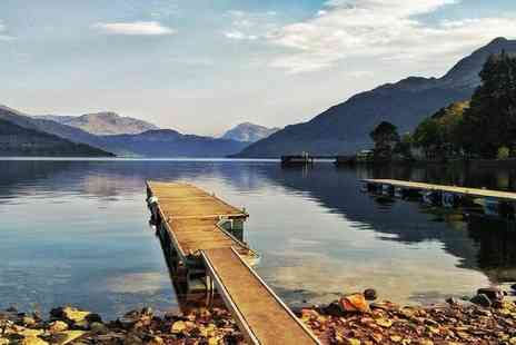 Rowardennan Hotel - Overnight stay for two people with breakfast - Save 51%