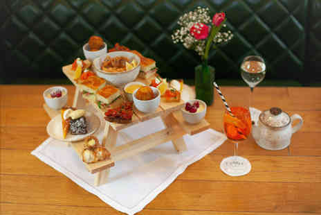 Hotel Indigo Kensington - Theo Randall afternoon tea for two people - Save 56%