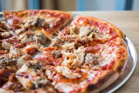 Ambrosia Caffe & Ristorante - Pizza or Pasta of Choice for Two or Four - Save 45%