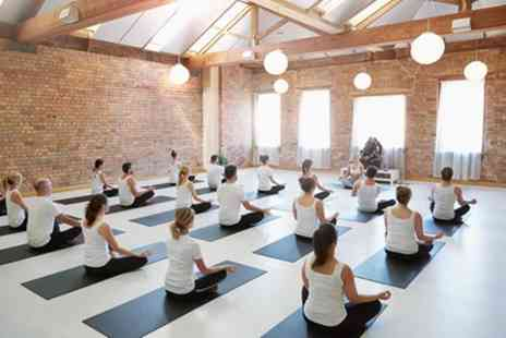 Girls Allowed Gyms - Five or Ten Yoga or Pilates Classes - Save 47%