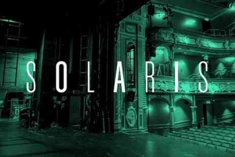 Lyric Hammersmith Theatre - Tickets to see Solaris - Save 0%