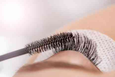 Lub Yourself - Lash Lift and Tint with Optional Eyebrow Wax and Tint - Save 57%