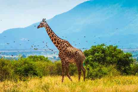 Value Added Travel - 10 Nights Kenya safari & beach holiday with Qatar stay - Save 0%