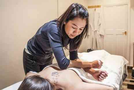 Central Thai Massage - One Hour Thai Classic or Foot Massage - Save 29%