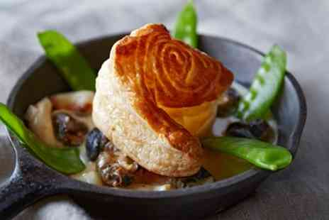 Ambrosia Caffe & Ristorante - Sunday Lunch with Bubbly for Two or Four - Save 44%