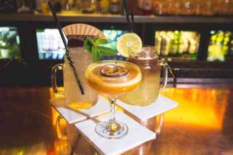 NYNE Lounge - Choice of Three or Six Cocktails - Save 42%