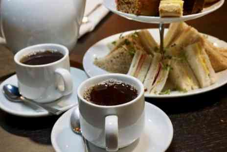 Crowne Plaza Leeds - Afternoon Tea with Two Treatments and Parking Fee for One or Two - Save 47%