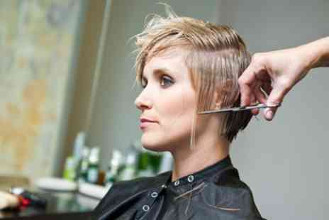 Glow - Cut and Blow Dry - Save 57%
