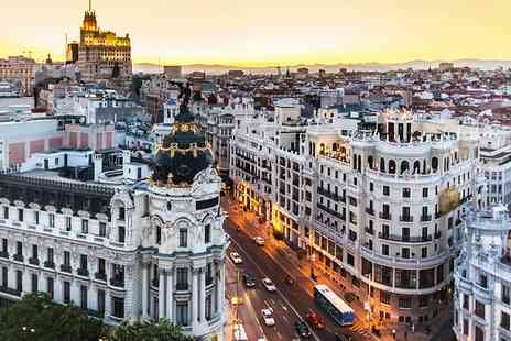 Bargain Late Holidays - Four nights Barcelona and Madrid city break - Save 18%