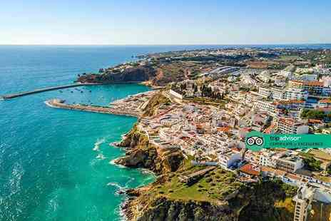 Travel Center - Four Star Three nights self catered Albufeira beach break - Save 29%