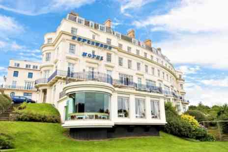 Esplanade Hotel - Double Room for Two with Breakfast, Late Check Out and Optional Afternoon Tea - Save 38%