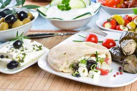 Frosoullas - Greek Meze for Two or Four - Save 48%
