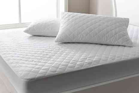 Groupon Goods Global - Extra Deep Mattress or Pillow Protector - Save 47%