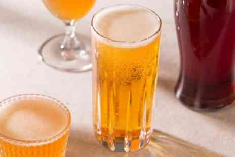 Napton Cidery - Cidery Tour with Tasting for Two or Four - Save 40%