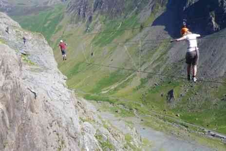 BEExpeditions - Via Ferrata from Manchester - Save 0%