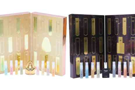 Groupon Goods Global GmbH - One or Two Fragrance Advent Calendars for Him for Her or Both - Save 0%
