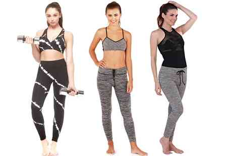Groupon Goods Global GmbH - South Beach Fitness Leggings - Save 0%