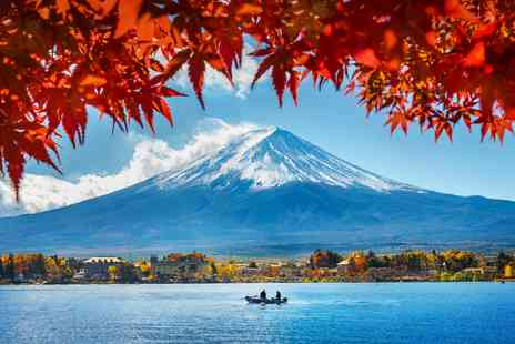 Immersive Tour of Japan - Four Star Magical Landscapes and Cultural Marvels - Save 0%