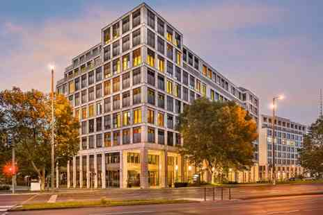 Cosmo Hotel Berlin Mitte - Four Star Casual Contemporary Style in Fabulous City Location for two - Save 67%