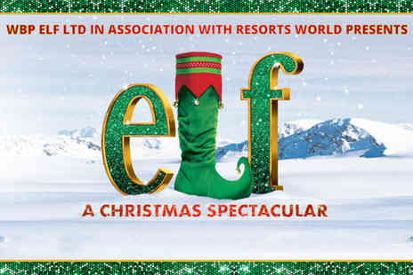 Jon Conway Productions - Ticket to Elf A Christmas Spectacular Live - Save 33%