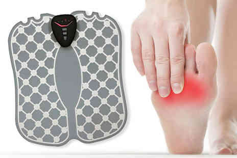 My Brand Logic - Electric EMS foot massage pad - Save 70%