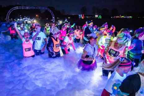 Run or Dye - Foam, Lasers, Disco, Strobes, Plus UV! on 19th October - Save 21%