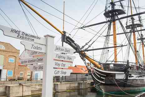 National Museum of The Royal Navy - Annual ticket to Hartlepool naval museum - Save 25%