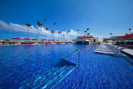 Royalton Bavaro Resort & Spa - Five Star All Inclusive Swim Out Suite Stay in Caribbean Paradise - Save 0%
