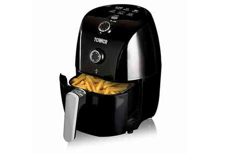 Smart Retail Goods - Tower air fryer - Save 62%