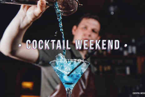 Bristol Cocktail Weekend - Tickets for two people - Save 63%