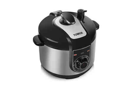 Smart Retail Goods - Twer health multi function electric cooker pot - Save 69%