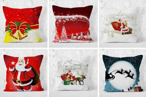 YelloGoods - Christmas cushion cover - Save 0%