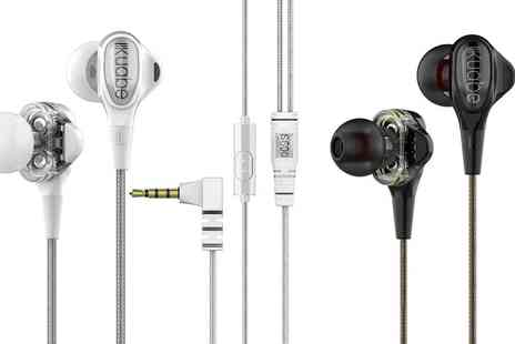 Groupon Goods Global GmbH - Noise Canceling In Ear Earphones - Save 0%