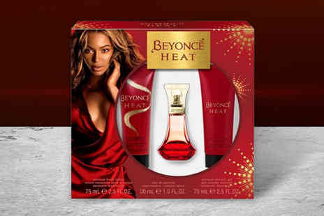 Wowcher Direct - Beyonce Heat bundle - Save 38%