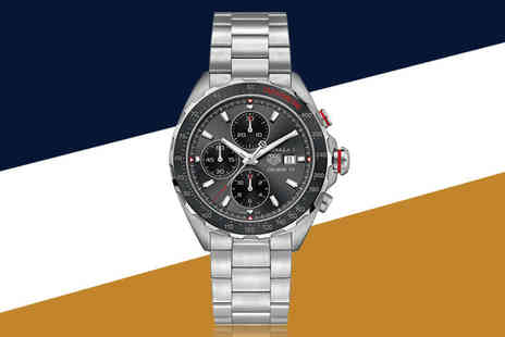 Watch Raffle - Luxury watch raffle ticket with a chance to win a Tag Heuer Formula 1 Calibre 16 watch worth £2300 - Save 60%